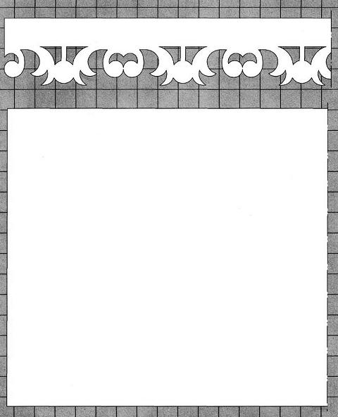 Схема полочек рисунок 3